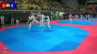 1018  William Jackson, USA vs  Alejandro Chang, USA 9 5