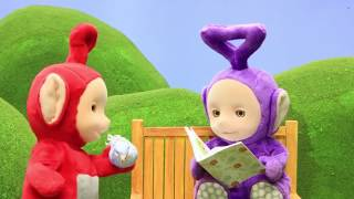 Teletubbies | Funny Dipsy Mask | WATCH ONLINE | Teletubbies Stop Motion | Cartoons for Children