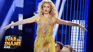 """Jitka Schneiderová jako Jennifer Lopez """"Papi""""   Tvoje tvář má známý hlas"""
