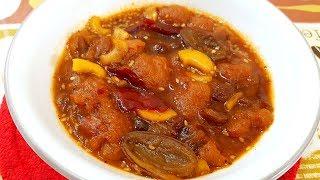 Alu Bukhara Date Cashew Raisin Chatni || Aloo Bukhara Chatney