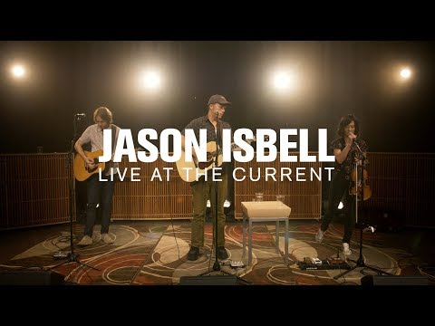 Jason Isbell performs in the Forum at MPR Live at The Current