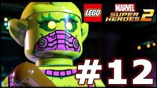 LEGO Marvel Superheroes 2 - Part 12 - Maximus! (HD Gameplay Walkthrough)