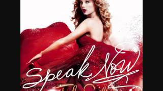 Sparks Fly  Taylor Swift Official Audio