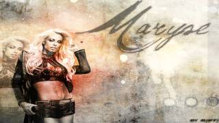 NEW WWE Maryse 2011 Wallpaper + Download Link