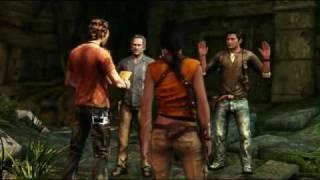 Uncharted 2 - All Cutscenes HD