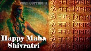 Om Namah Shivaya Mantra | Suresh Wadkar | Happy Maha Shivratri | 2018
