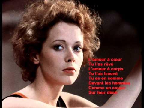 Xxx Mp4 Pierre Bachelet Emmanuelle 1974 Avec Lyrics Paroles 3gp Sex