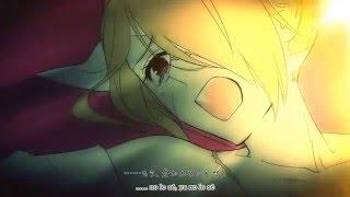 【Hitoshizuku x Yama△ feat. Kagamine Len · Rin】Re:birthed【Sub. Español + Romaji】