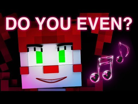 Xxx Mp4 FNAF SISTER LOCATION SONG Do You Even Minecraft Music Video By CK9C EnchantedMob 3gp Sex