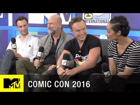 Xxx Mp4 The Cast Of Preacher Loves Fan Responses On Social Media Comic Con 2016 MTV 3gp Sex