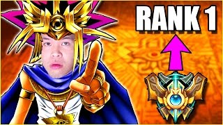 YOU KNOW.. I'M CHALLENGER - Actually GOING for RANK 1 - Ep. 1