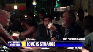 LOVE IS STRANGE —  LAST YEAR AT MARIENBAD: COLE SMITHEY'S MOVIE WEEK #337