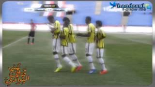 لاعبي الاتحاد و رقصة البطريق penguin dance saudi football ma
