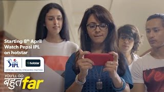 Watch Pepsi IPL 2015 on hotstar - Free Streaming of All Matches