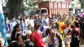 Hijra dance India (bengal)