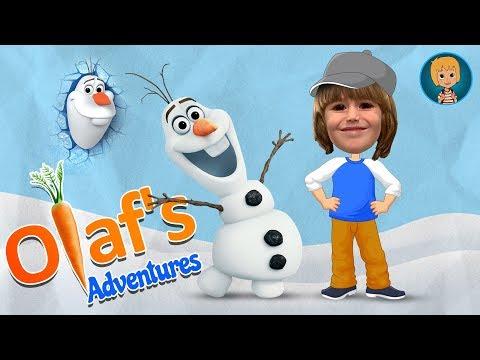 Xxx Mp4 Olaf Frozen Adventure Saves Anna Birthday Cake Olaf The Snowman Level 2 Gertit ToysReview 3gp Sex