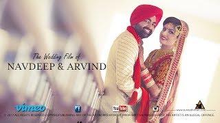 Wedding Highlight   2017   Navdeep & Arvind   Sunny Dhiman Photography   Chandigarh