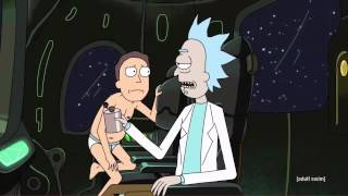 Rick and Morty - They Blew Up
