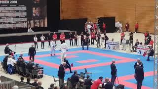 Nishimura Ken (JPN) vs Aghayev Rafael (AZE)