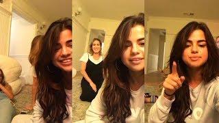 Selena Gomez   Birthday Instagram Live Stream   22 July 2017 [FULL]