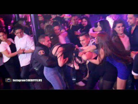 PELEA Baile De Los Rodriguez De Sinaloa Desde Pepes Night Club EXCLUSIVO 2016