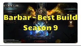 Season 9: Der beste Build für den Barbar (Wirbelwind-Skillung)