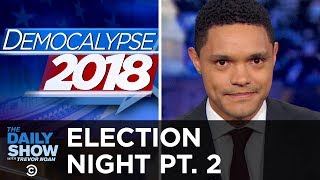 Trevor's Live Election Results from Key Races | The Daily Show