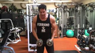Lou Ferrigno shows you how to not look like a foolish monkey in the gym!