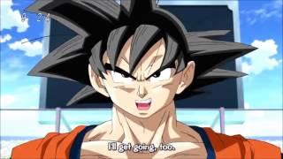 Luffy VS Goku VS Toriko Fight!