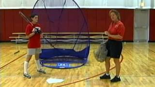Softball Coaching - One Awesome Indoor Hitting Drill