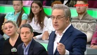 Алексей Журавлёв в программе