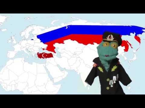 Russia vs Turkey: The air war (2016)