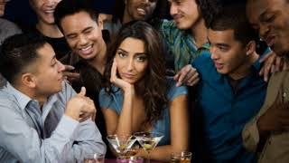 Women With Many Male Friends