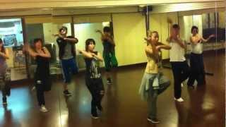 Chrissy Chou Waackin (Candy Dulfer-what 39s in your head)