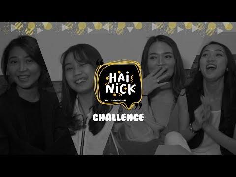Hai Nick Challenge !!! Bongkar Bongkar Rahasia...