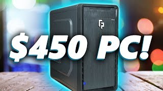 This $450 Gaming PC MAXES OUT Most E-Sports Games