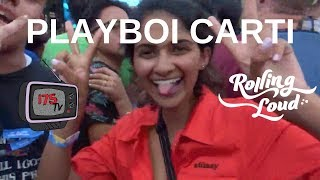 PLAYBOI CARTI: ROLLING LOUD 2018 [BAY AREA]