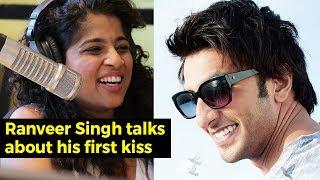 Ranveer Singh talks about his first kiss on Malishka ki Slam Book