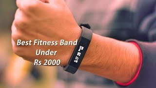 Best Fitness Band Under Rs 2000 - Boltt Beat HR