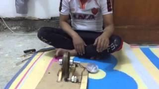 اختراع عراقي لتوليد الطاقه الكهربائيه