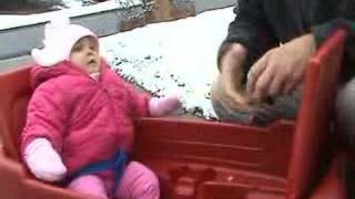 Lauren in the Snow- Part 2