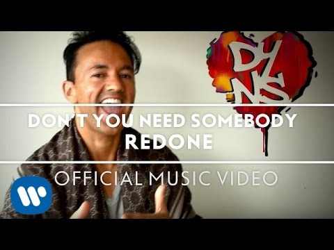 RedOne Don t You Need Somebody Friends of RedOne s Version