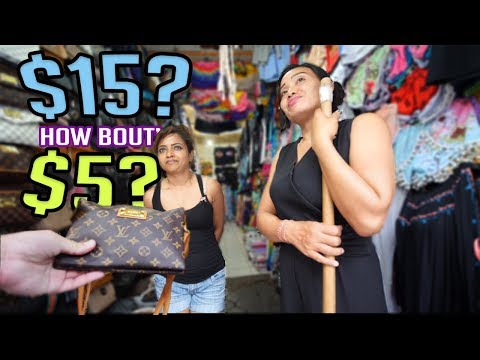 Bali Fake Market Bonanza