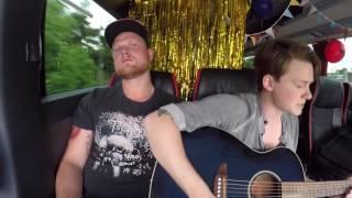 Din Idiot - Alexander Eklund (Norlie kkv bus cover) #Buspoolkaraoke