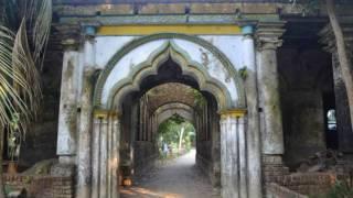 historical  sites of Bangladesh,kalamia jamidar bari, mehendigonj Barisal.