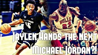 Jaylen Hands plays EXACTLY like Michael Jordan