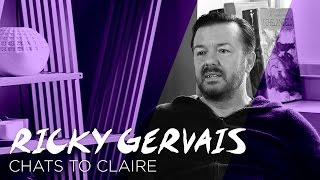 Ricky Gervais chats to Claire