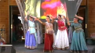 Kathak Teentaal by Group Chakkar Moscow