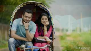 Ki Kore Boli Ft Hridoy Khan    Tisha   Bangla Song 2016   Rupkotha