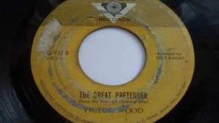 Victor Wood The Great Pretender (Re posted)
